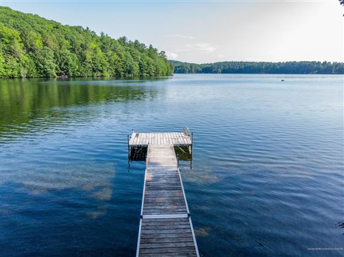 Photo of 34 Loon cove Road, Livermore, ME 04253 (MLS # 1423577)