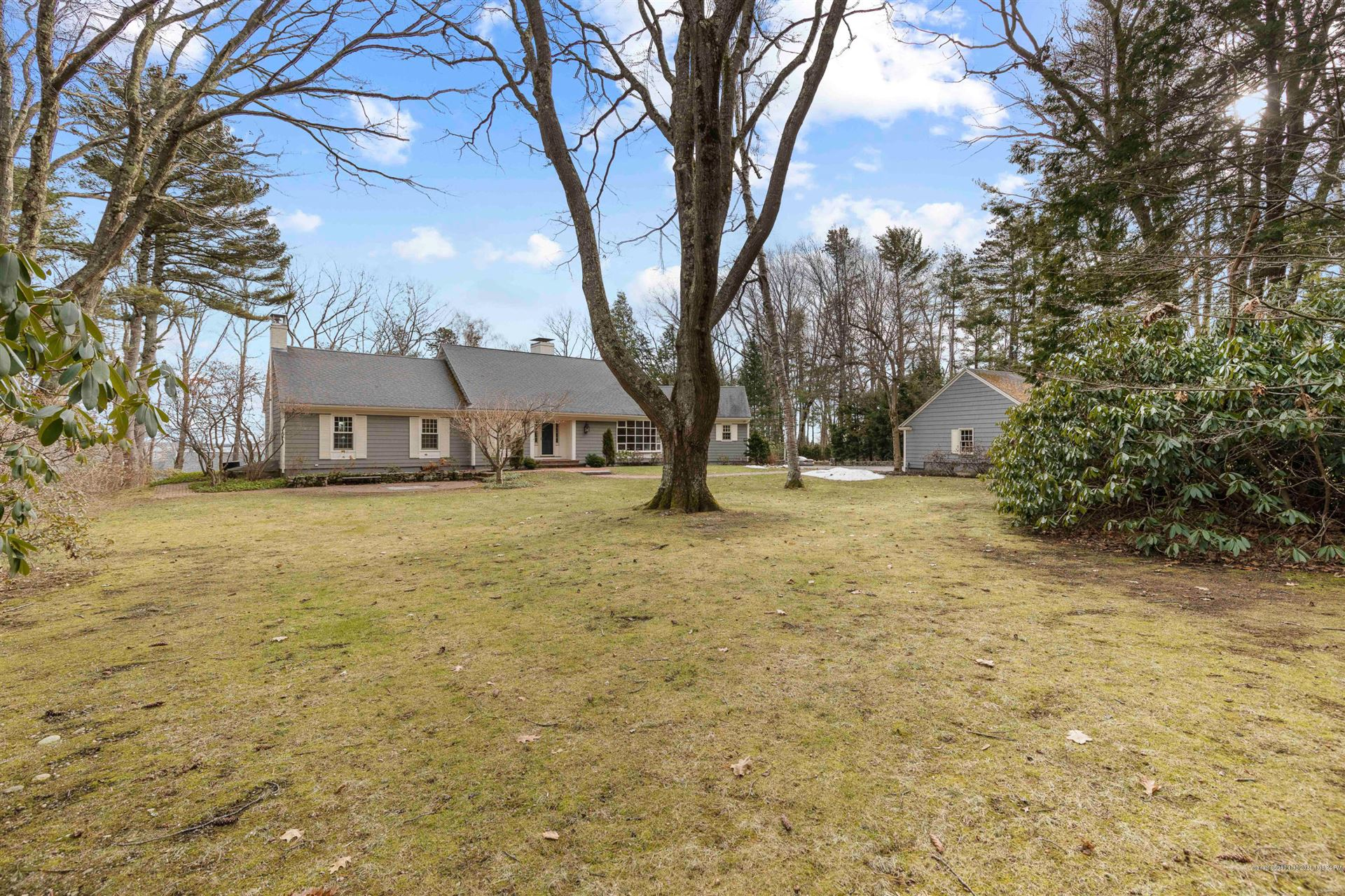 Photo of 10 Spruce Lane, Cumberland, ME 04110 (MLS # 1480581)