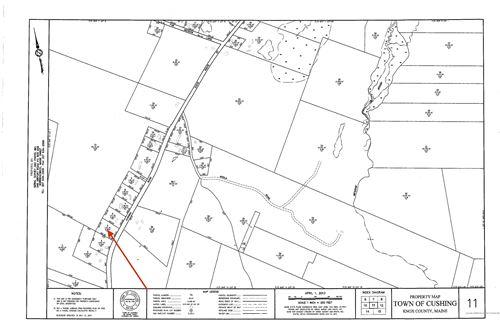 Photo of 00 Cushing Road, Cushing, ME 04563 (MLS # 1487582)