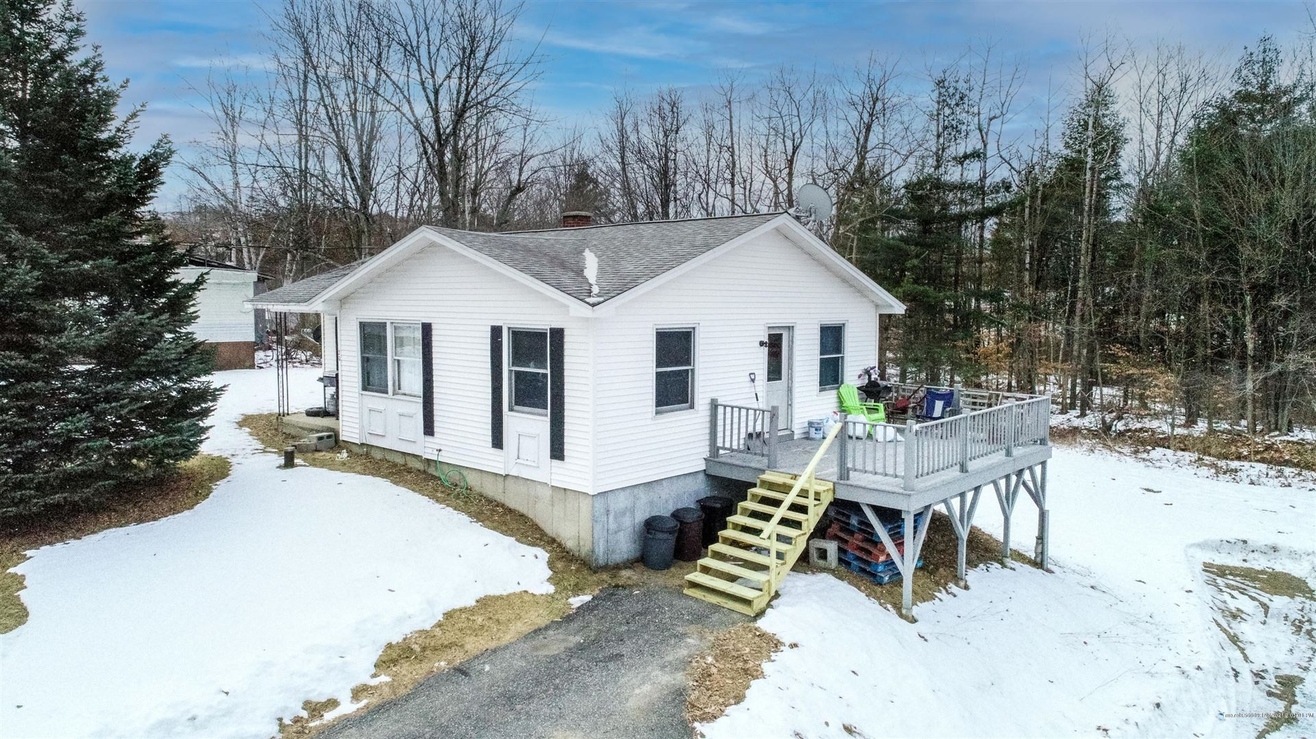 Photo of 20 Middle Road, Augusta, ME 04330 (MLS # 1480582)