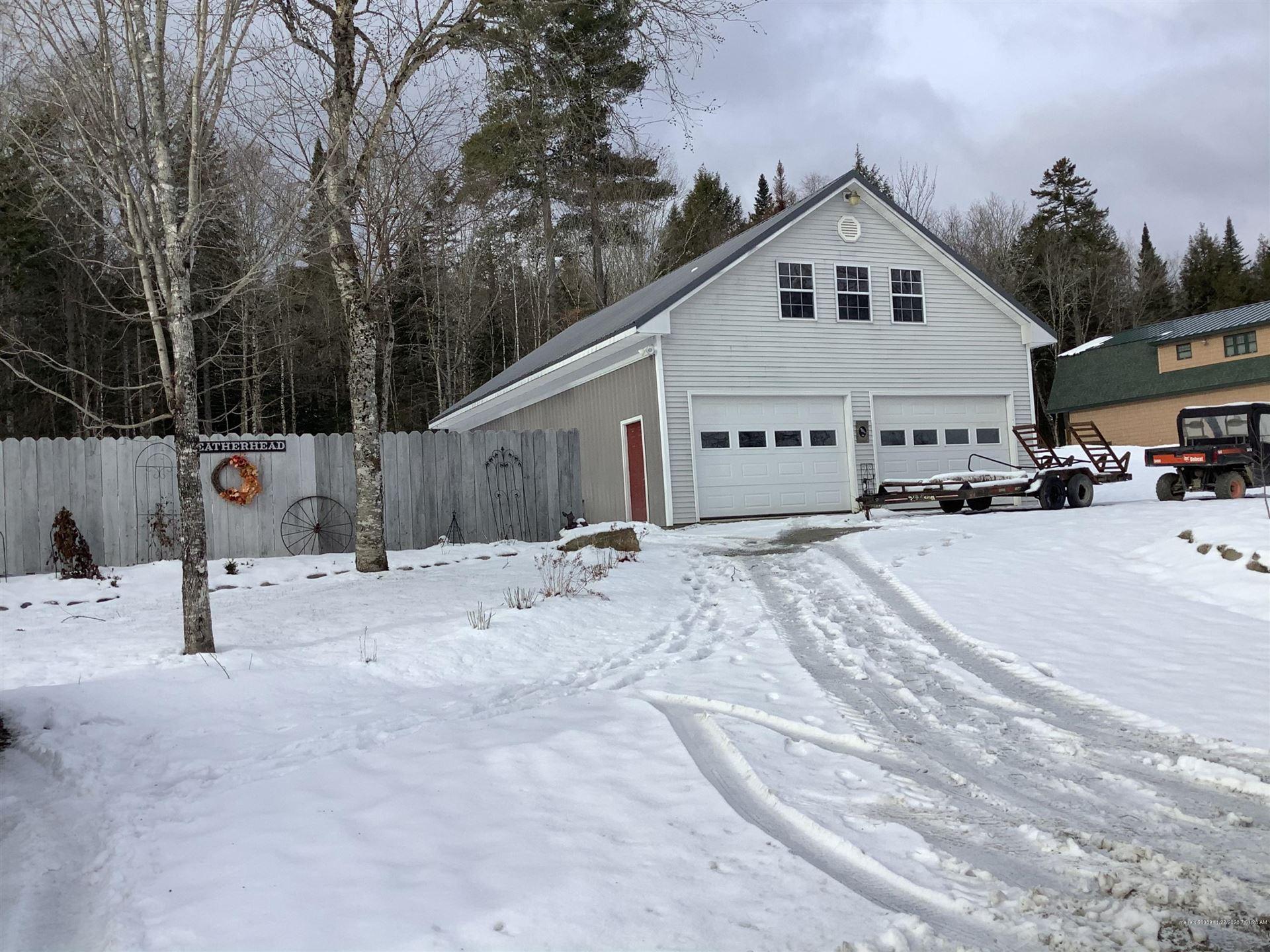 Photo of 831 Little Madawaska Lake Road, Westmanland, ME 04783 (MLS # 1476583)