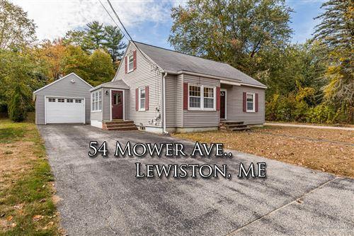 Photo of 54 Mower Avenue, Lewiston, ME 04240 (MLS # 1472584)