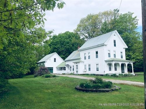 Photo of 79 North Andover Road, Andover, ME 04216 (MLS # 1460585)