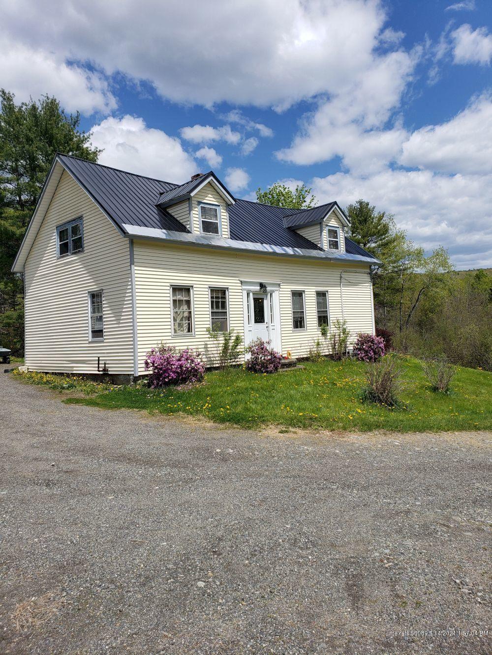 Photo of 117 Lambert Road, Skowhegan, ME 04976 (MLS # 1491586)