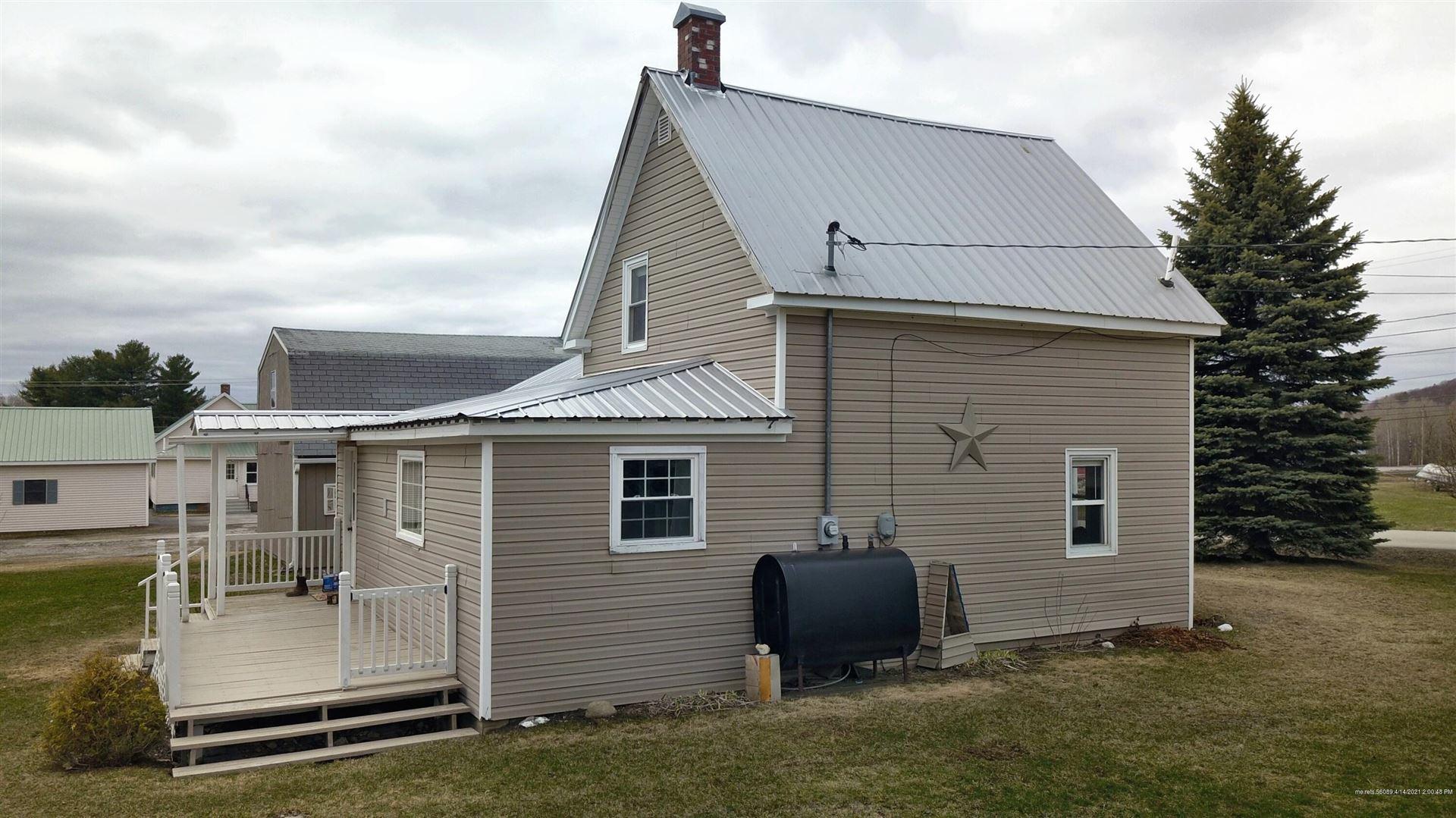Photo of 8 School Street, Portage Lake, ME 04768 (MLS # 1487590)