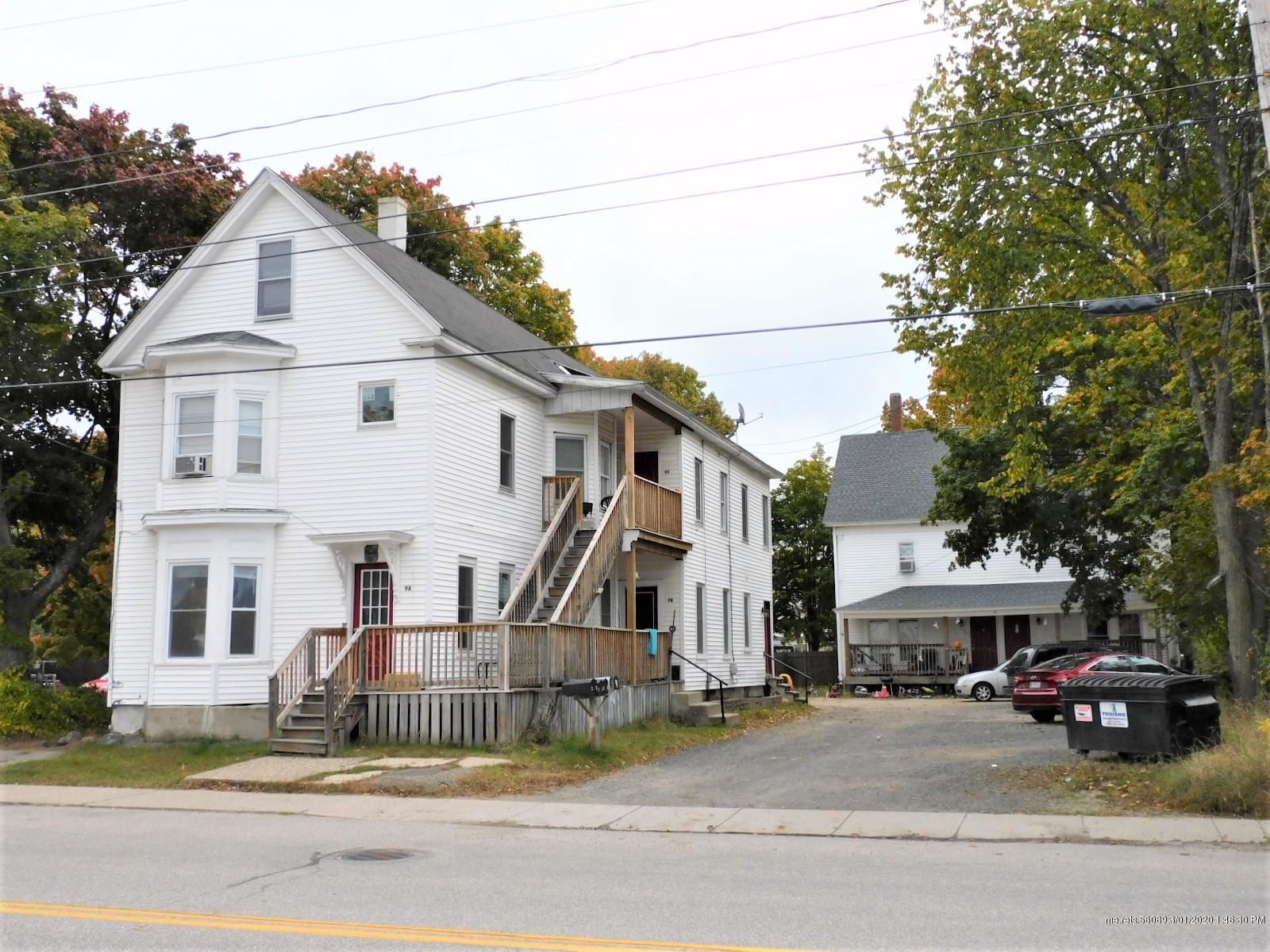 Photo of 9-11 Emery Street, Sanford, ME 04073 (MLS # 1436594)