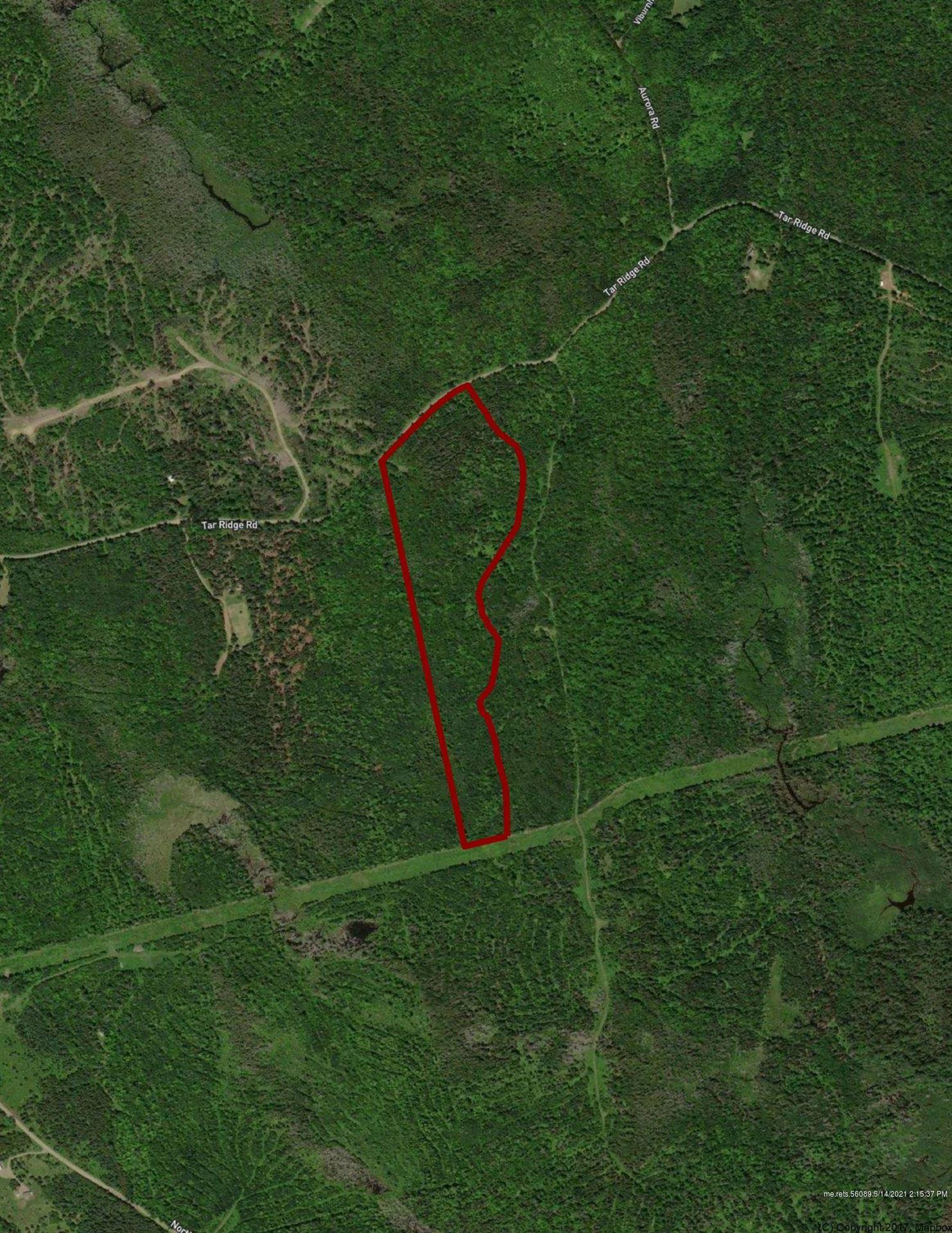 Photo of Lot 11.5 Off Tar Ridge Road, Prentiss Township T7 R3 NBPP, ME 04487 (MLS # 1491601)