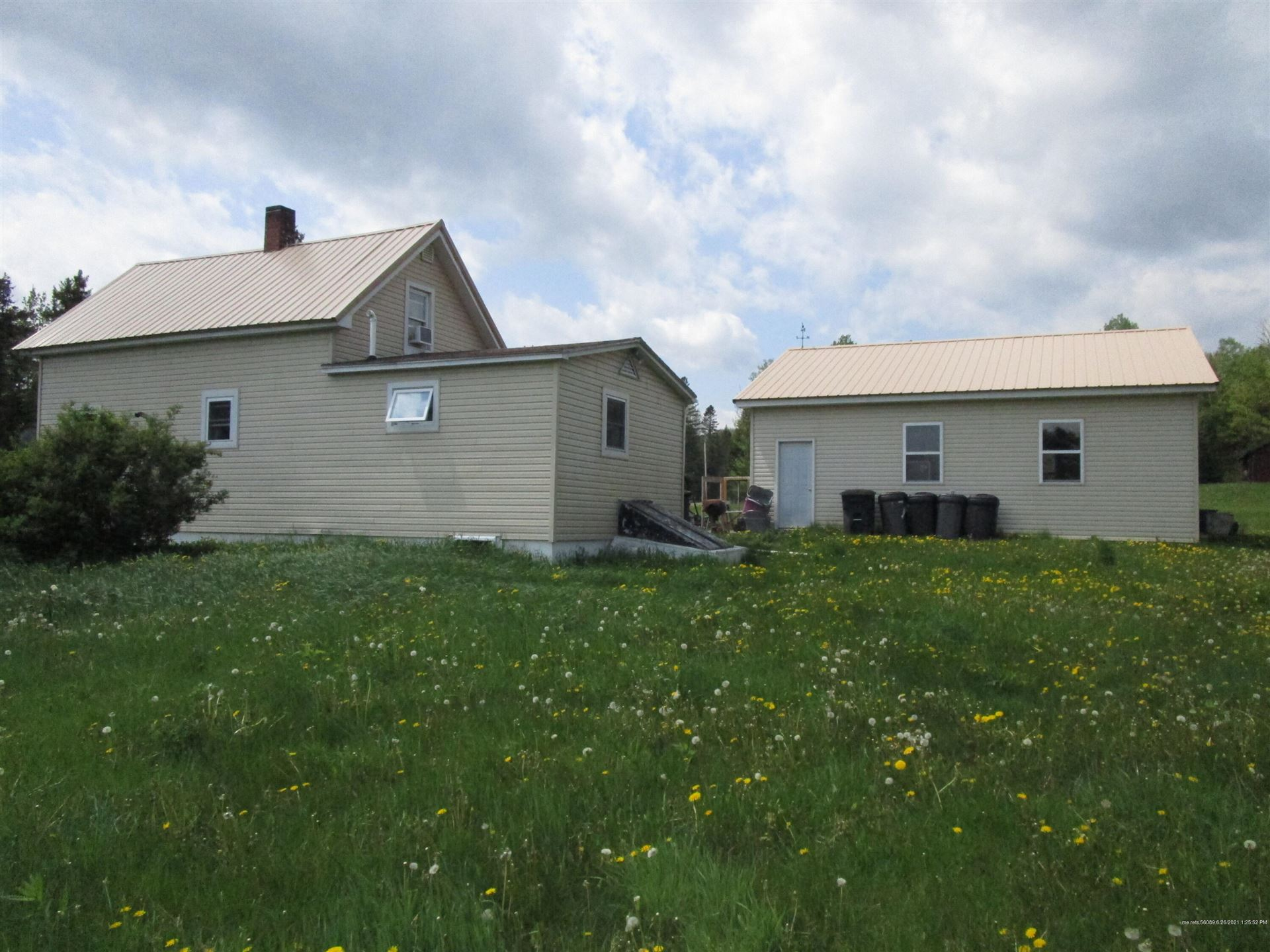 Photo of 2913 State Road, Castle Hill, ME 04757 (MLS # 1493604)