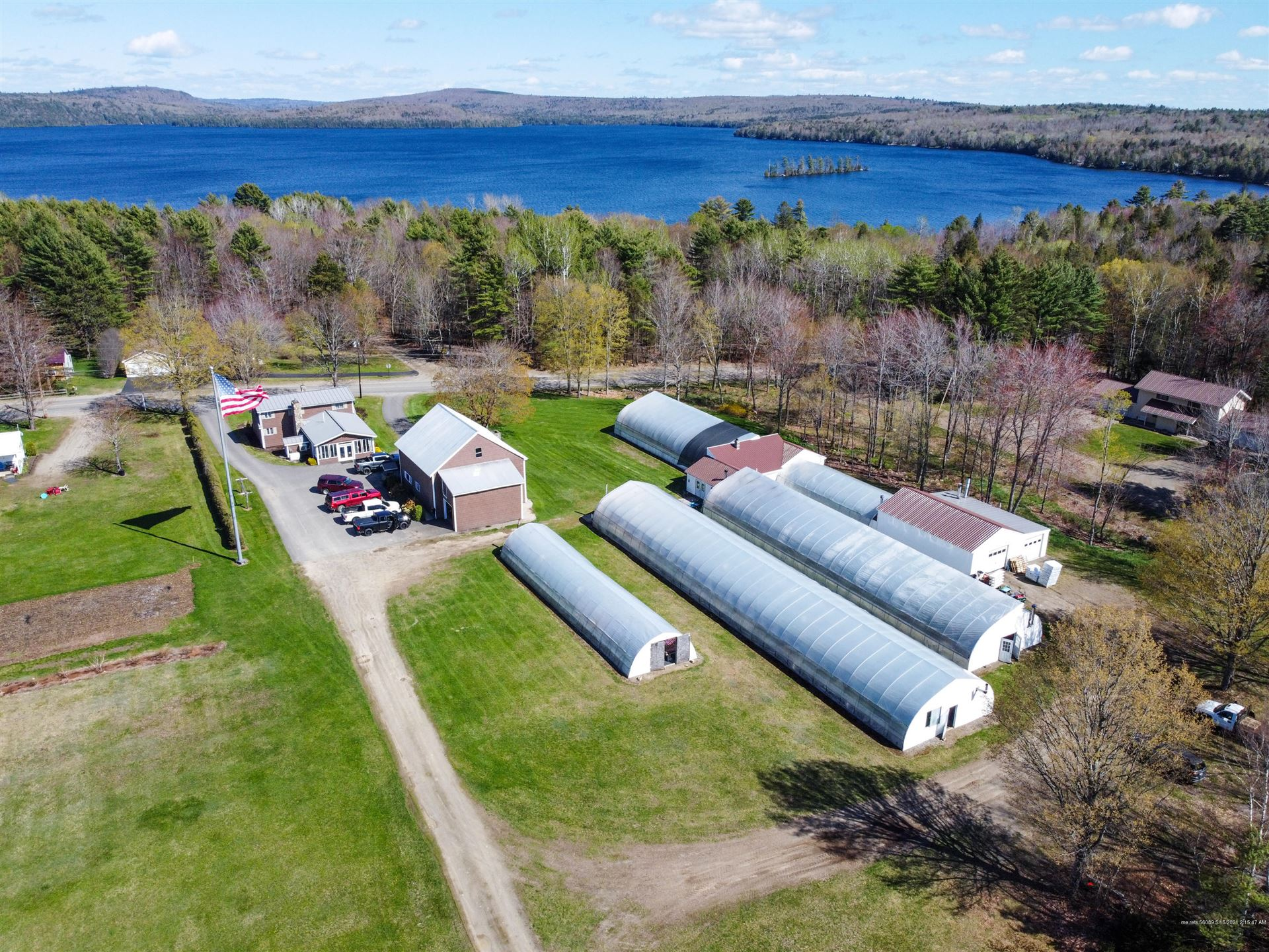 Photo of 96 Lincoln Road, Enfield, ME 04493 (MLS # 1491608)