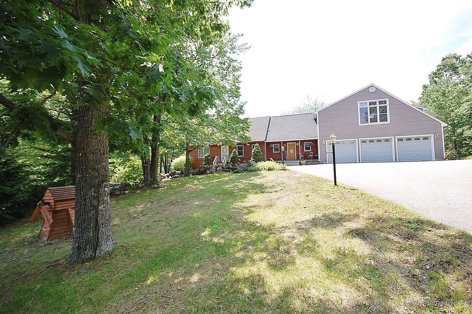 Photo of 904 West Road, Waterboro, ME 04087 (MLS # 1495611)