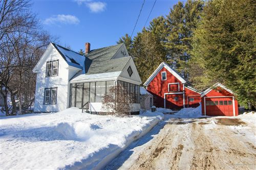 Photo of 44 Howard Pond Road, Hanover, ME 04237 (MLS # 1482614)