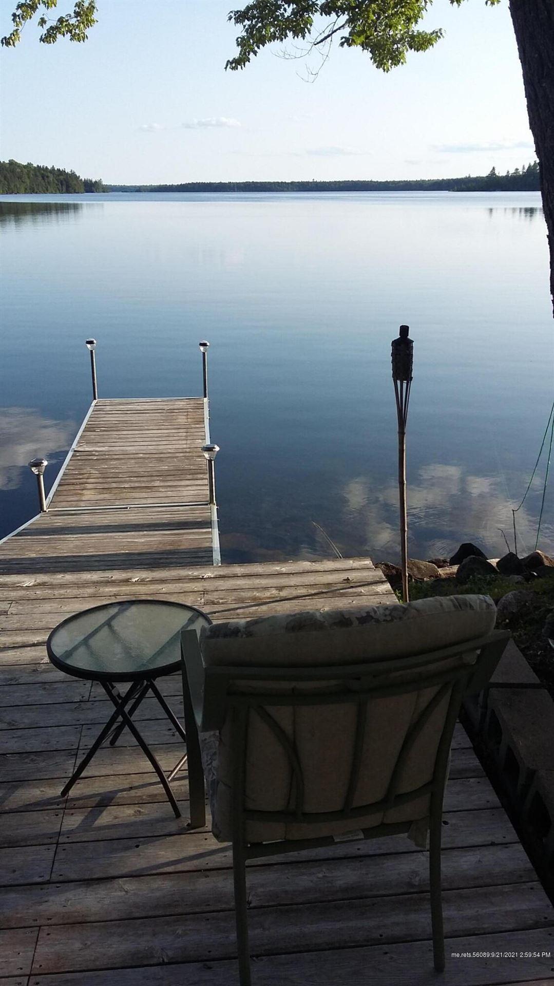 Photo of 214 Camp Road, Cooper, ME 04657 (MLS # 1509622)