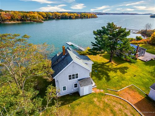 Photo of 221 Neils Point Road, Harpswell, ME 04079 (MLS # 1473629)