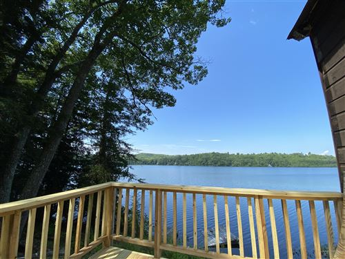 Photo of 134 East Shore Drive, Chesterville, ME 04938 (MLS # 1458634)