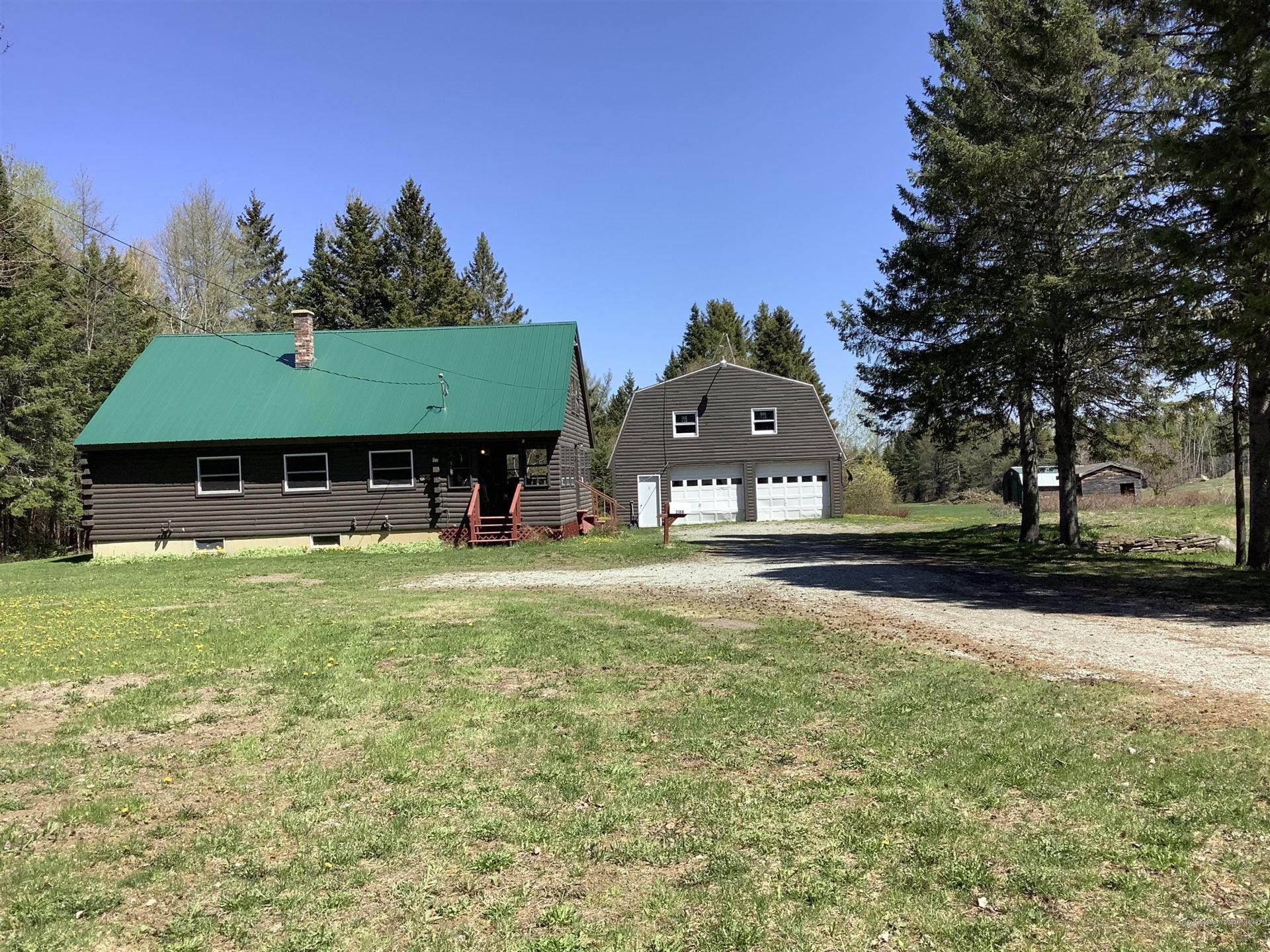 Photo of 3188 Portage Road, Portage Lake, ME 04768 (MLS # 1489638)