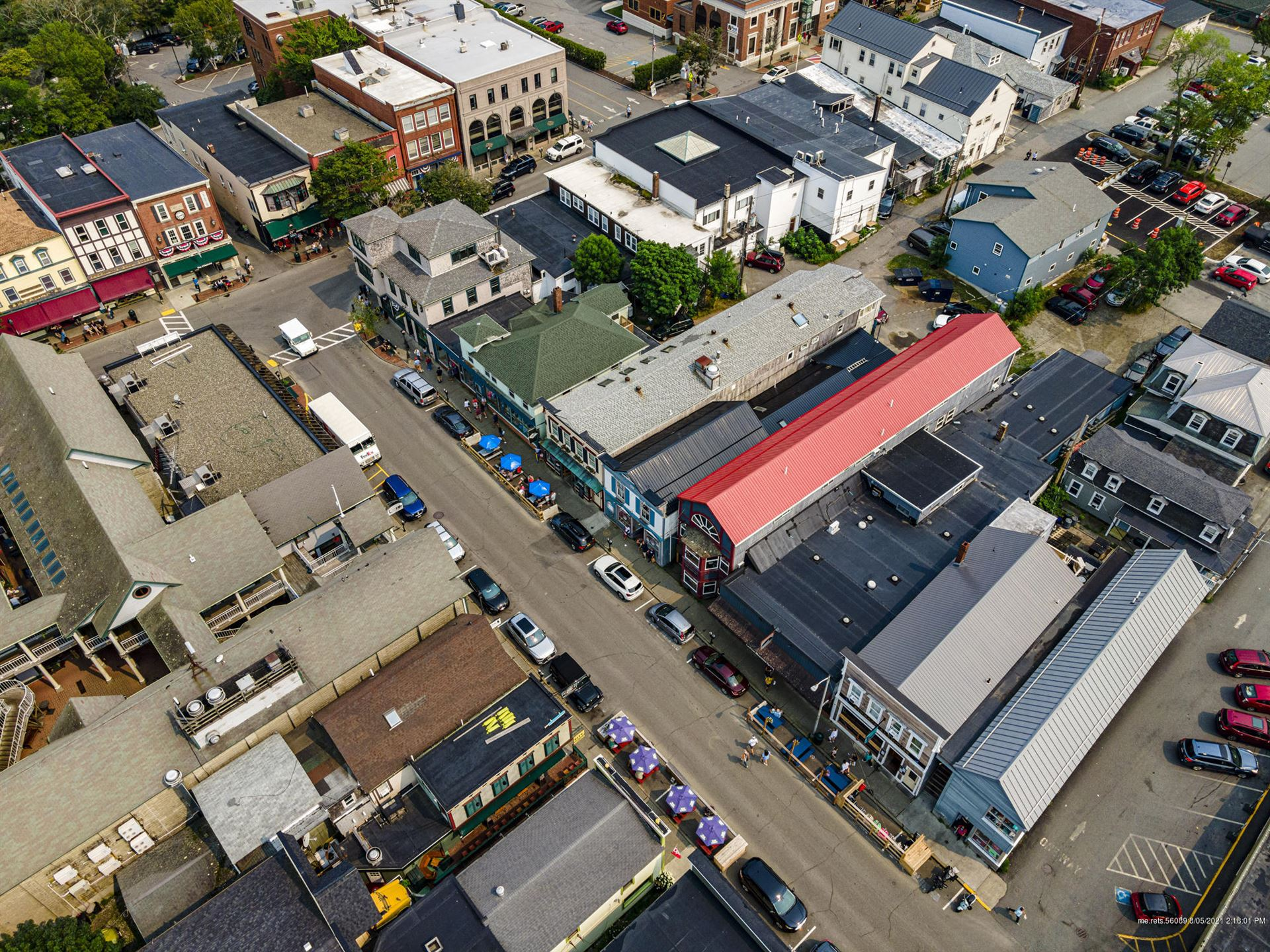 Photo of 8 Cottage Street, Bar Harbor, ME 04609 (MLS # 1503639)