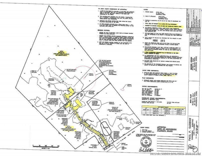 Photo of Lot A Heath Road, Kennebunk, ME 04043 (MLS # 1509645)