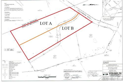 Photo of Lot B M5L7 Collinsbrook Road, Brunswick, ME 04011 (MLS # 1454649)