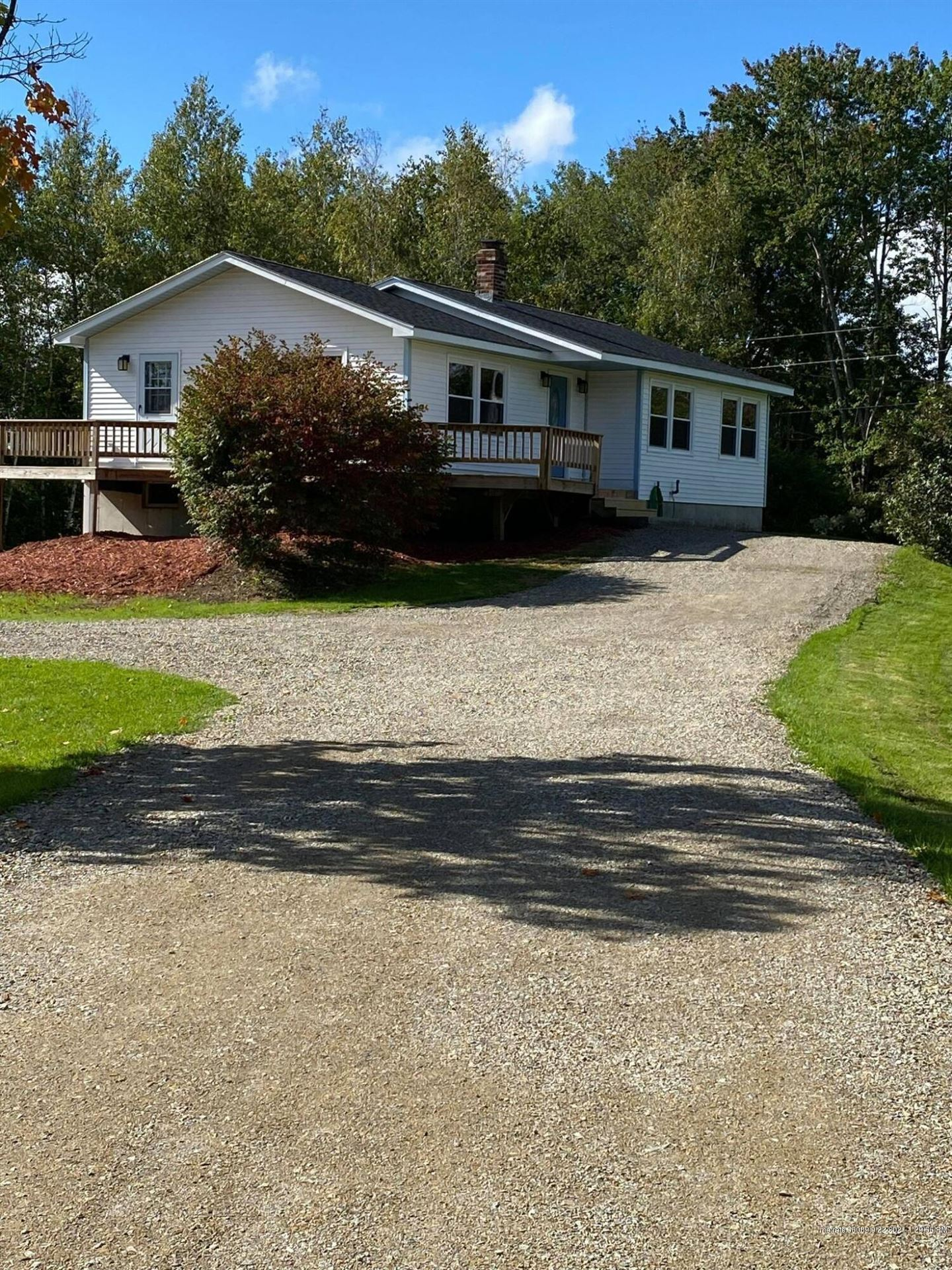 Photo of 364 Lower Detroit Road, Plymouth, ME 04969 (MLS # 1509655)