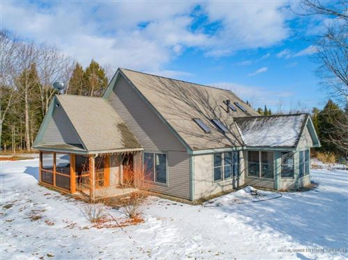 Photo of 47 Hemlock Point Road, Belgrade, ME 04917 (MLS # 1442657)