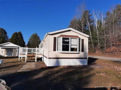 Photo of 427 Kelley Mobile Home Park, Millinocket, ME 04462 (MLS # 1475659)