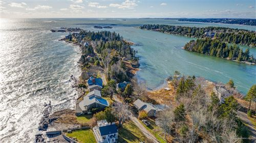 Photo of 402 Long Point Road, Harpswell, ME 04079 (MLS # 1487672)