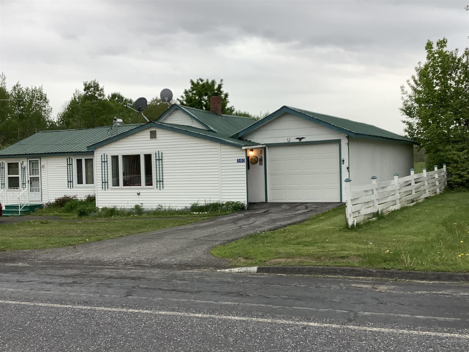 Photo of 580 Main Road, Bridgewater, ME 04735 (MLS # 1494678)