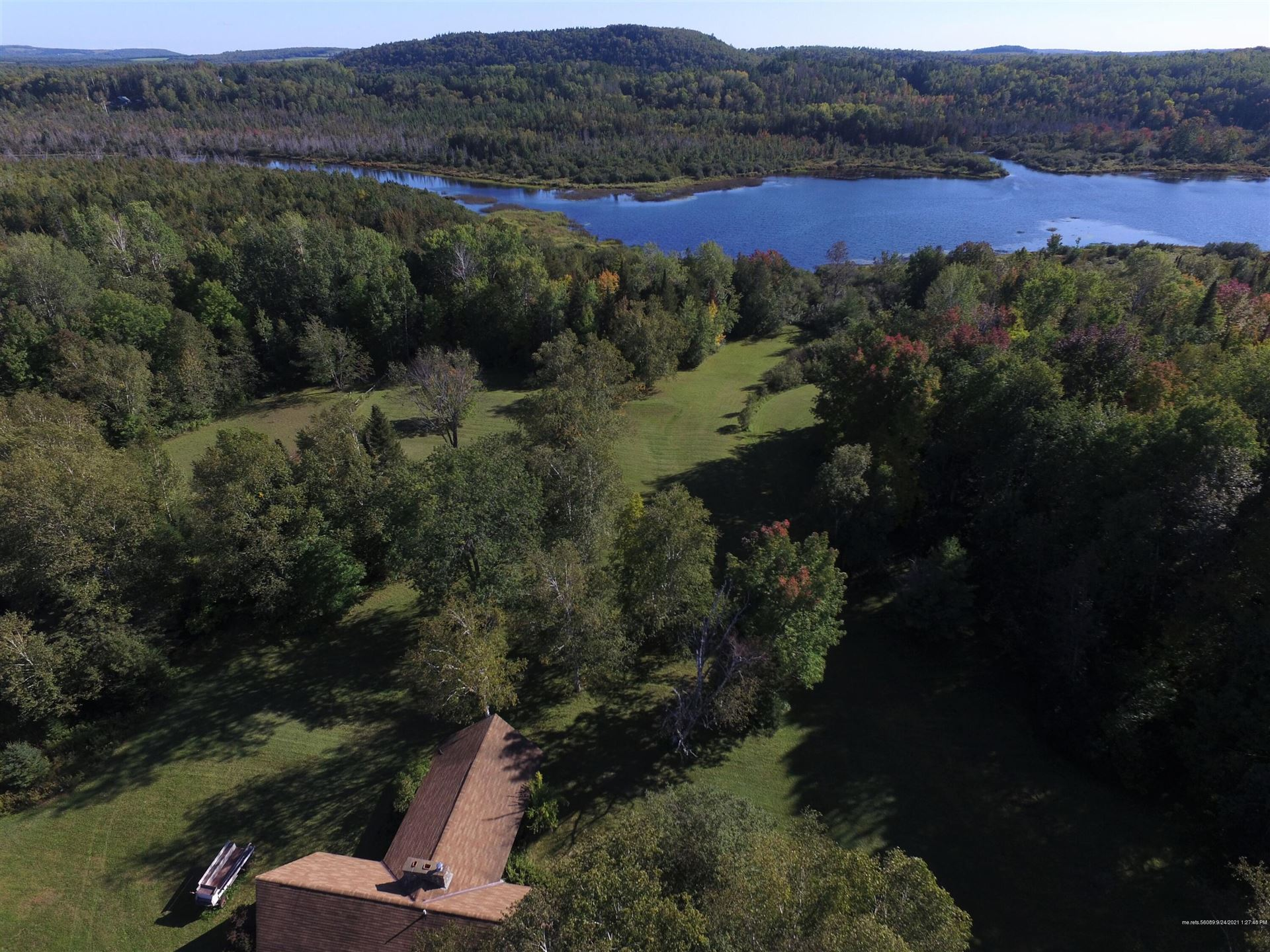 Photo of 972 County Road, New Limerick, ME 04761 (MLS # 1509679)