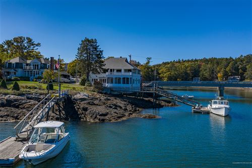 Photo of 14 Cape Newagen Road, Southport, ME 04576 (MLS # 1474690)