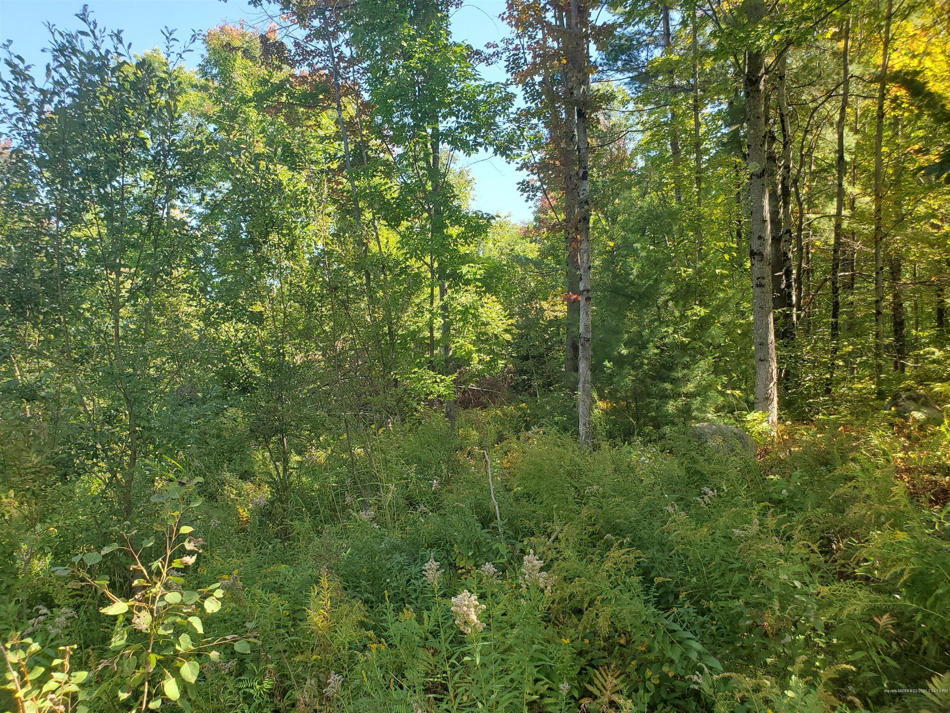 Photo of TBD Mile Hill Road, New Sharon, ME 04955 (MLS # 1509696)