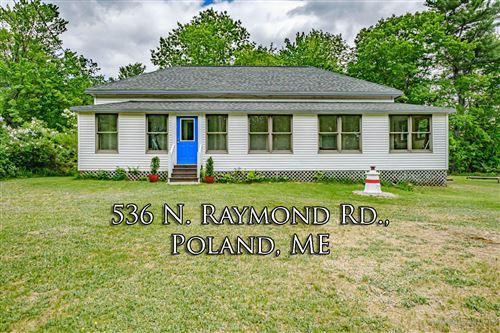 Photo of 536 Raymond Road, Poland, ME 04274 (MLS # 1454697)