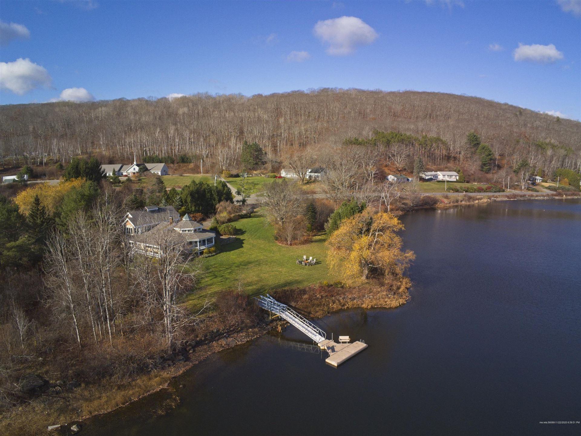 Photo of 155 Lake View Drive, Rockland, ME 04841 (MLS # 1476703)