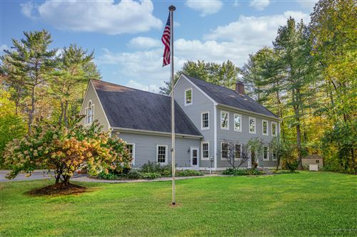 Photo of 182 Christopher Road, North Yarmouth, ME 04097 (MLS # 1473706)