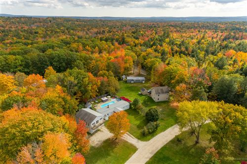 Photo of 56 Shaw Road, New Gloucester, ME 04260 (MLS # 1512712)