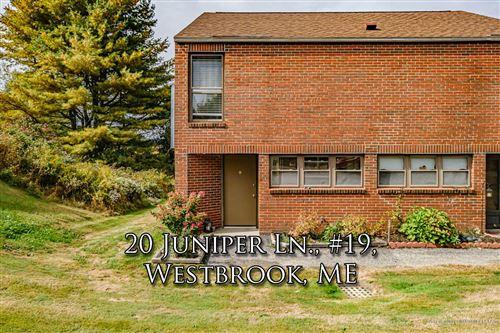 Photo of 20 Juniper Lane #19, Westbrook, ME 04092 (MLS # 1470713)