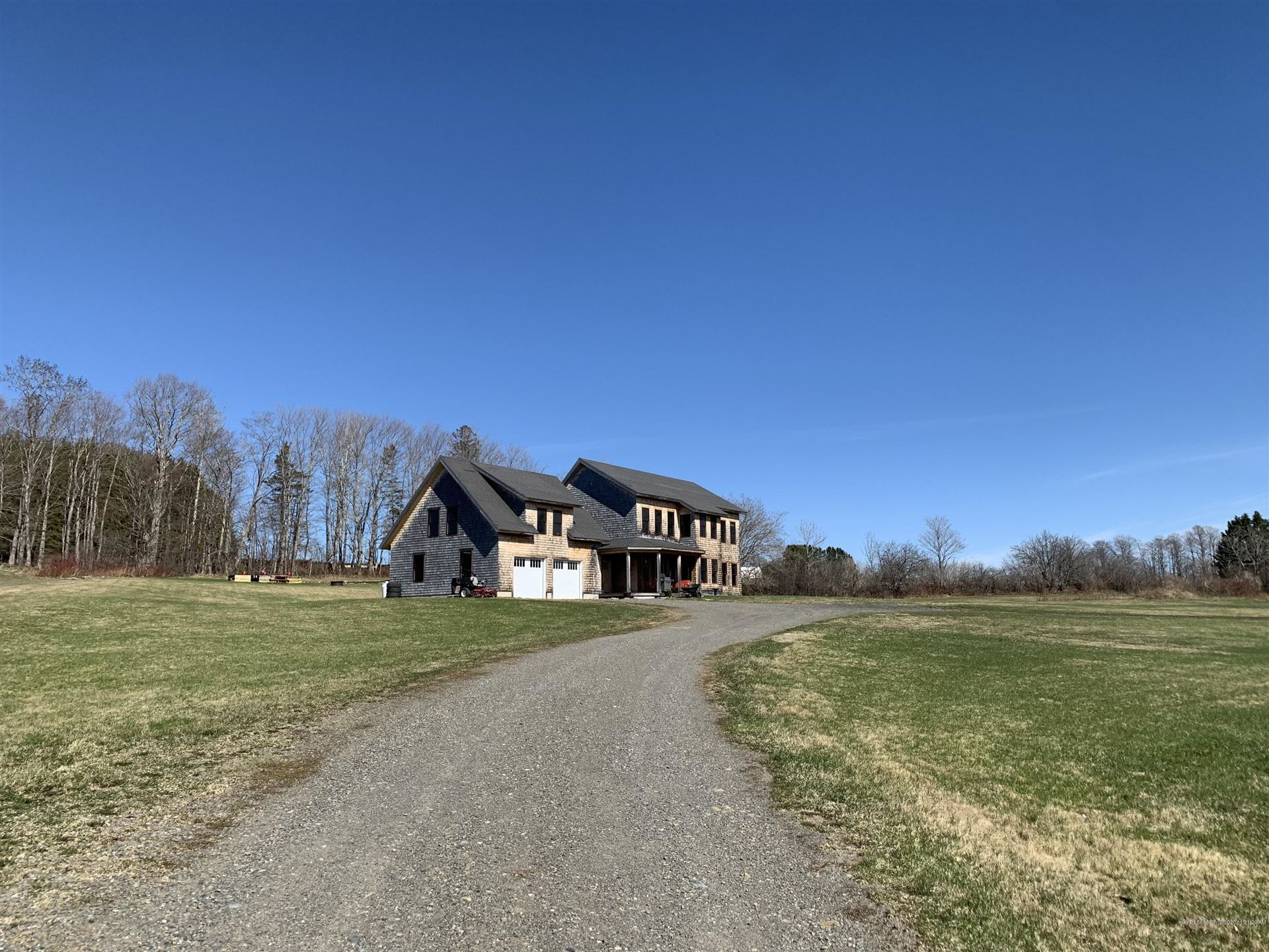 Photo of 431 Parkhurst Siding Road, Presque Isle, ME 04769 (MLS # 1456714)