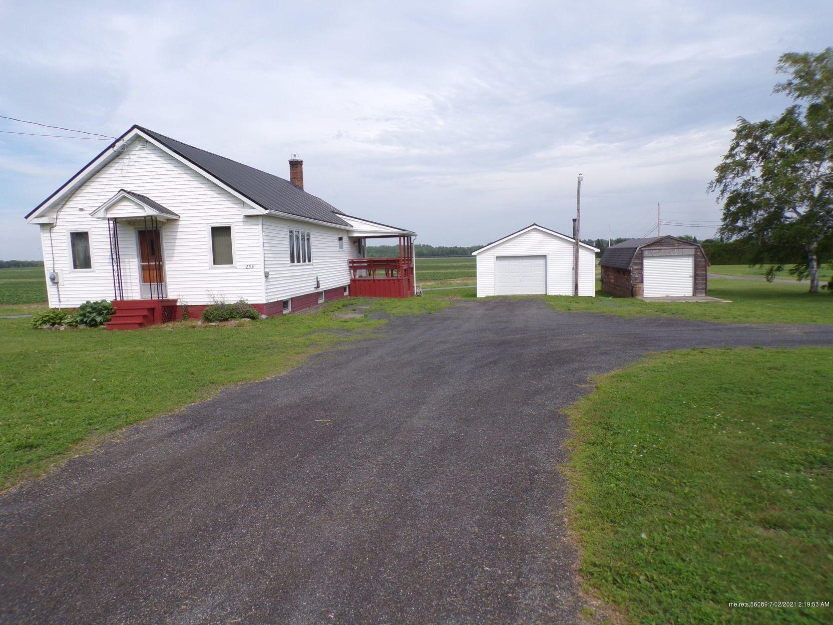 Photo of 259 Centerline Road, Presque Isle, ME 04769 (MLS # 1498721)