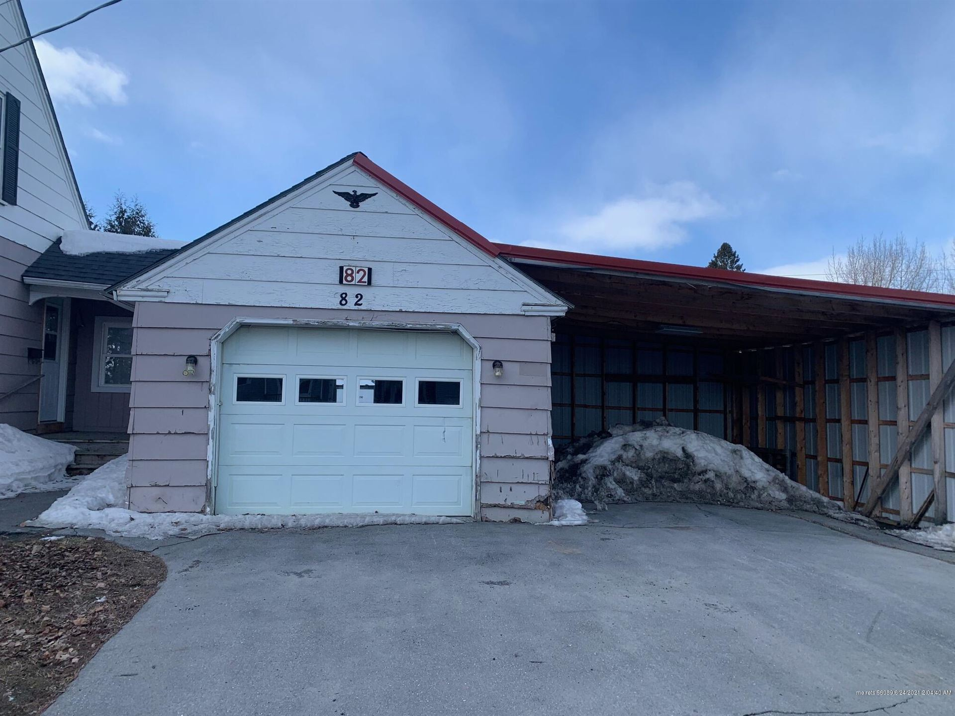 Photo of 82 Presque Isle Street, Fort Fairfield, ME 04742 (MLS # 1492723)