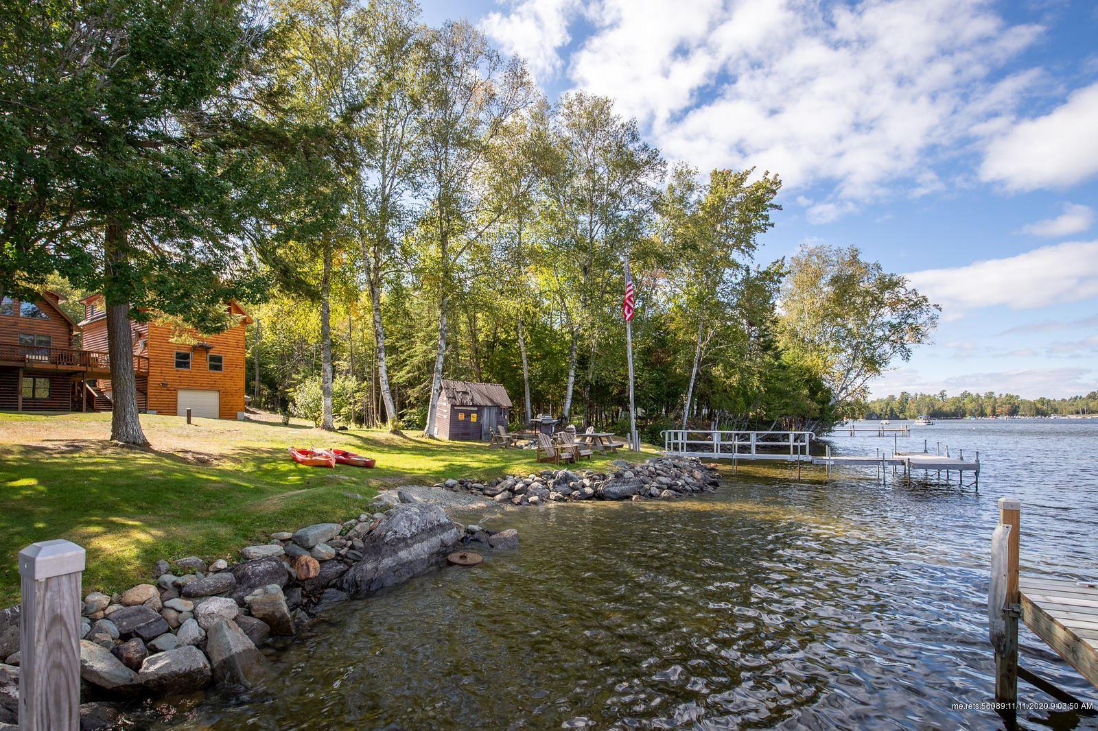 Photo of 274 Shore Rd., Rangeley, ME 04970 (MLS # 1468733)