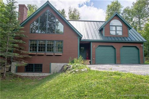 Photo of 6102 Village On The Green Road, Carrabassett Valley, ME 04947 (MLS # 1483741)