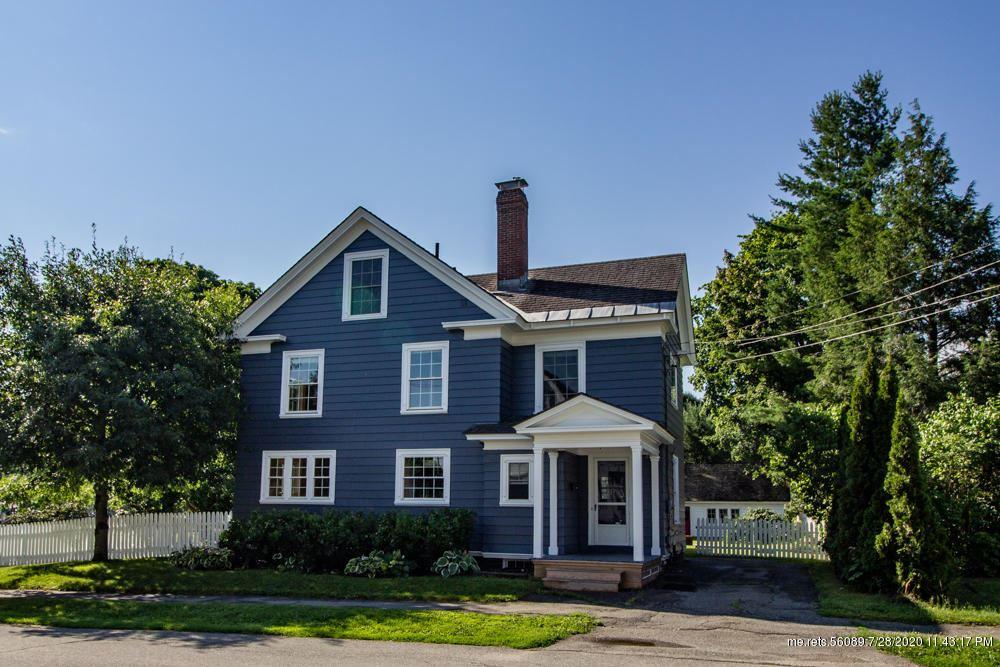 Photo of 164 Leighton Street, Bangor, ME 04401 (MLS # 1448742)