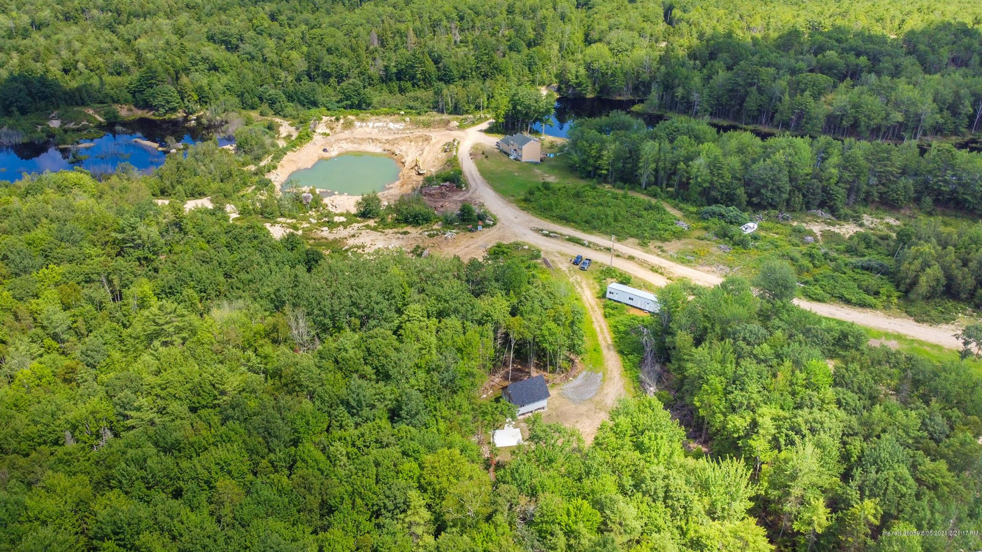 Photo of 251 Pooler pit Road, Wiscasset, ME 04578 (MLS # 1503746)