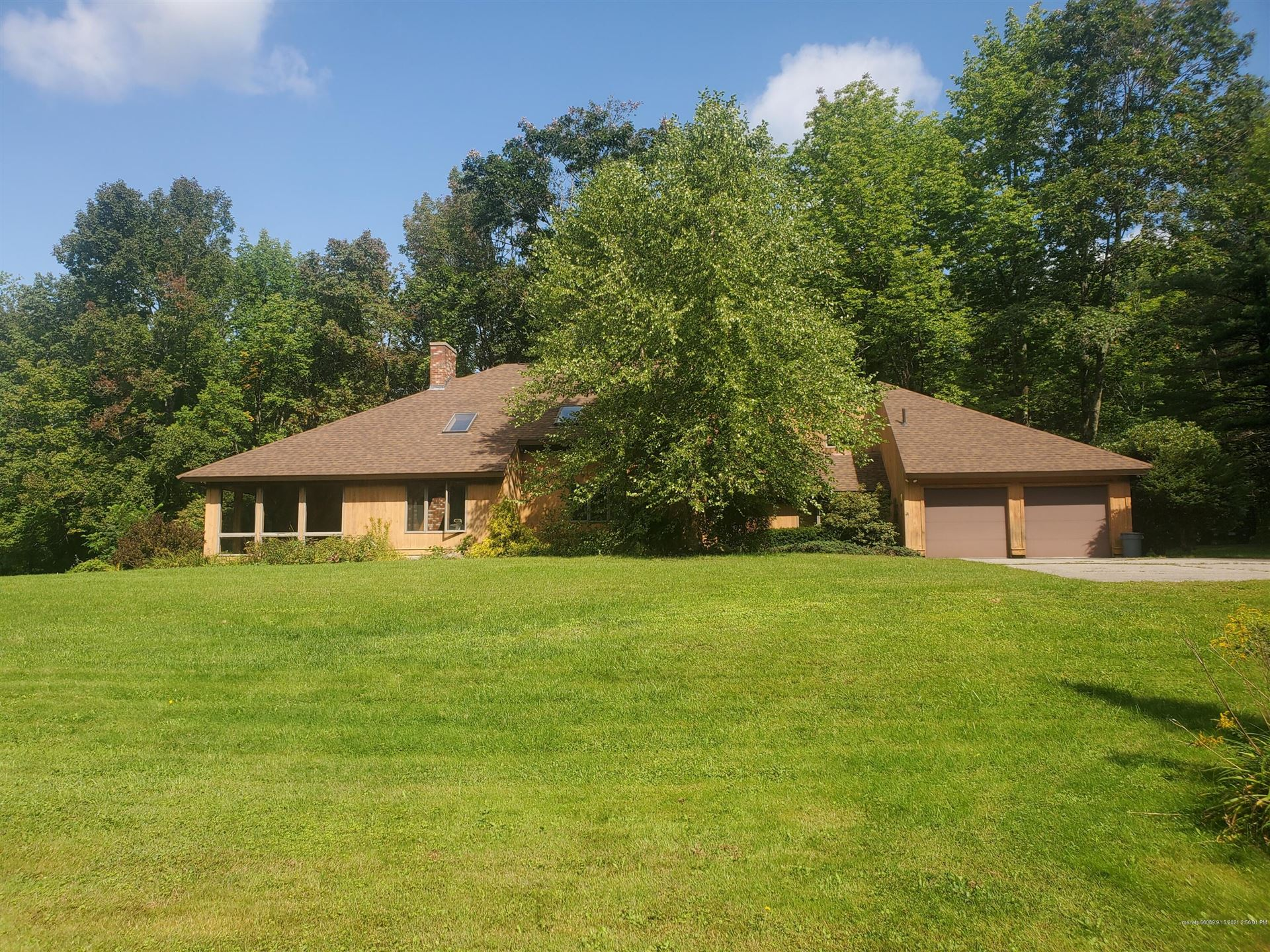 Photo of 110 Readfield Road, Manchester, ME 04351 (MLS # 1508747)