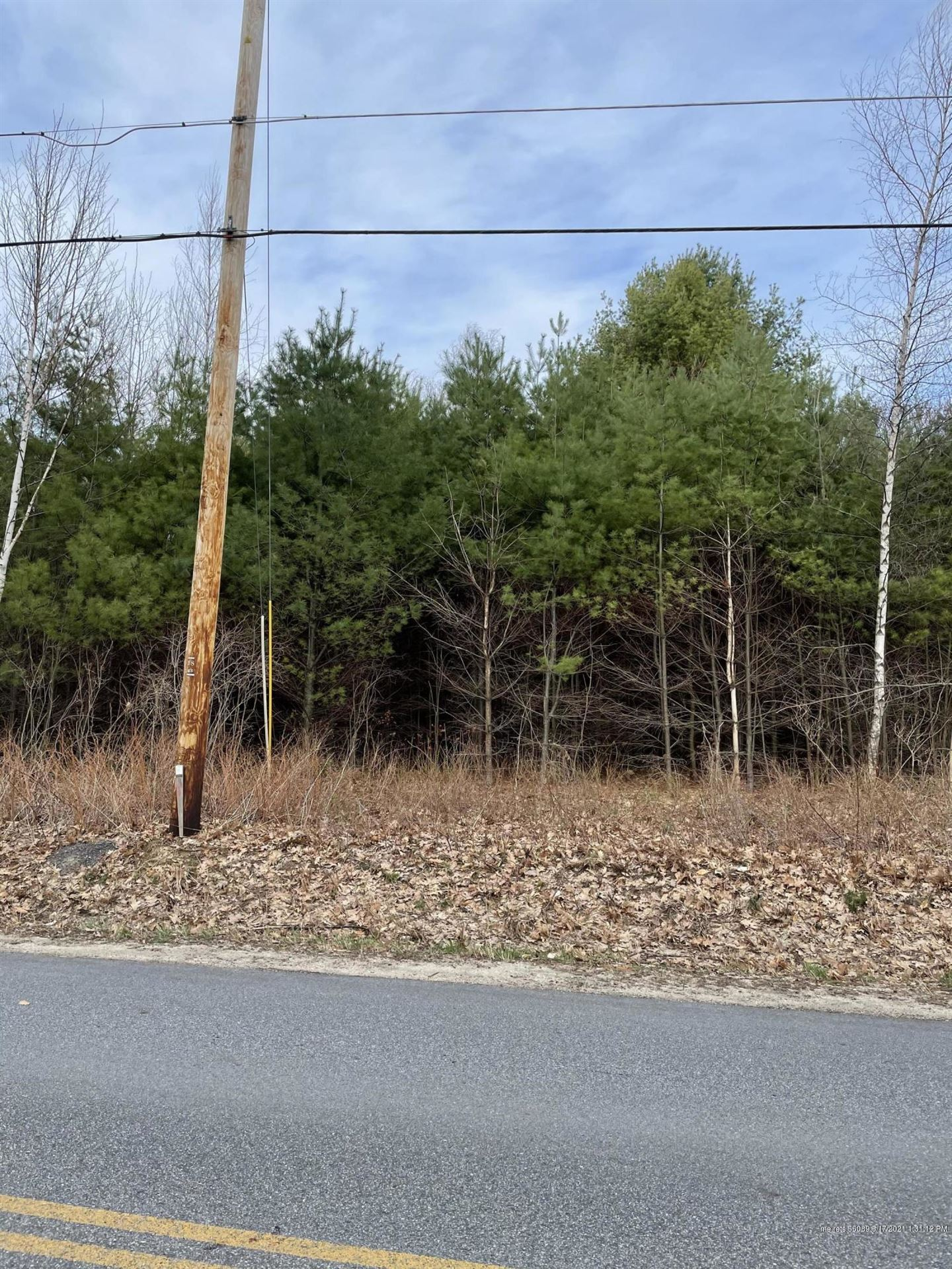 Photo of 0 Mayberry Hill Road, Casco, ME 04015 (MLS # 1491749)