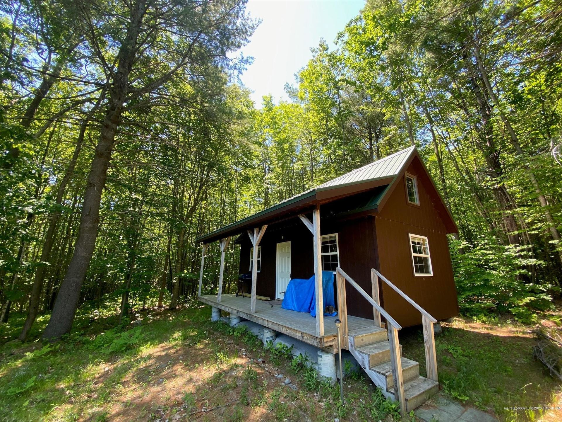 Photo of 0 Pike Road, Livermore, ME 04253 (MLS # 1444750)