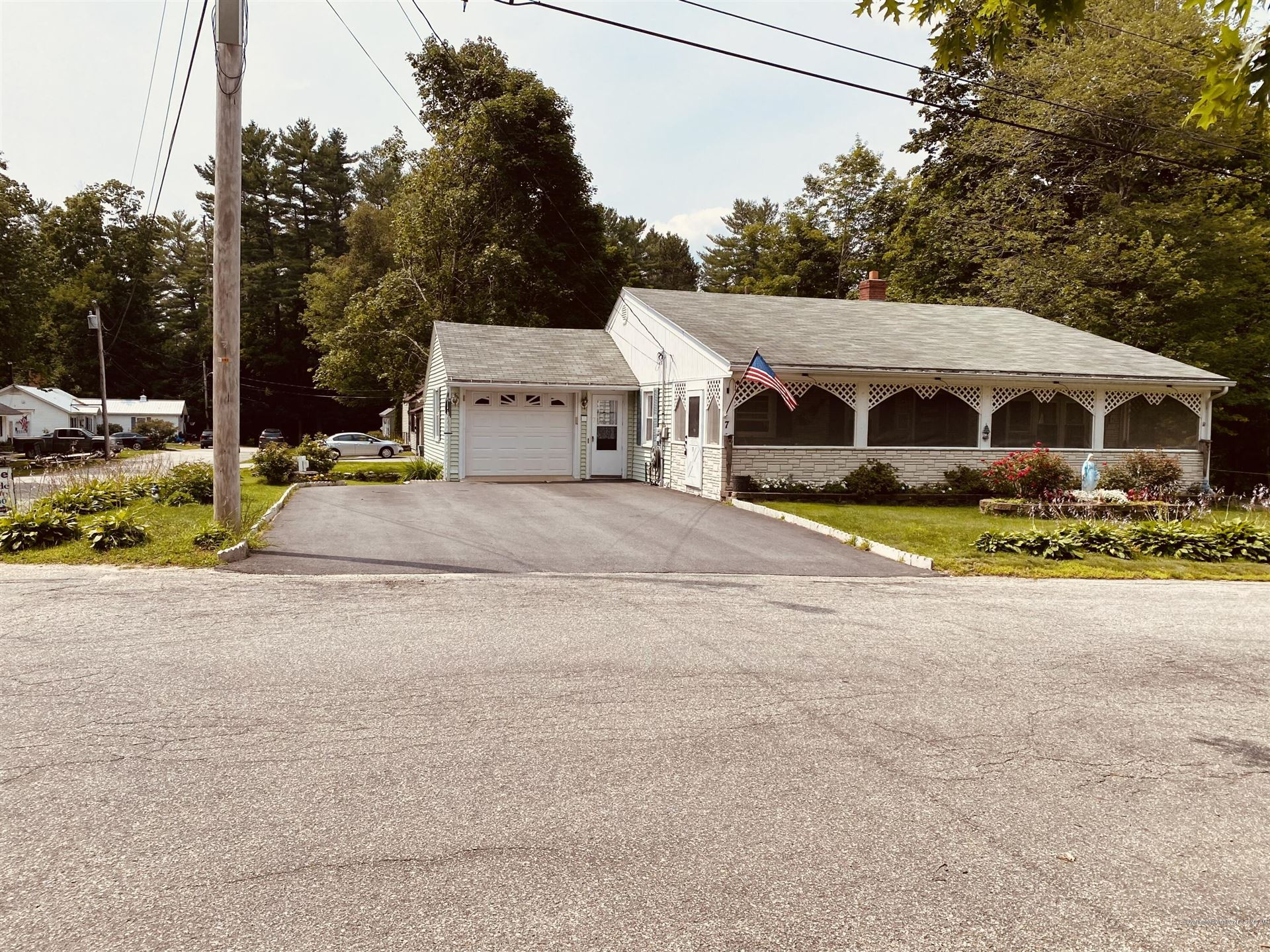 Photo of 7 Hillcrest Road, Livermore Falls, ME 04254 (MLS # 1503756)