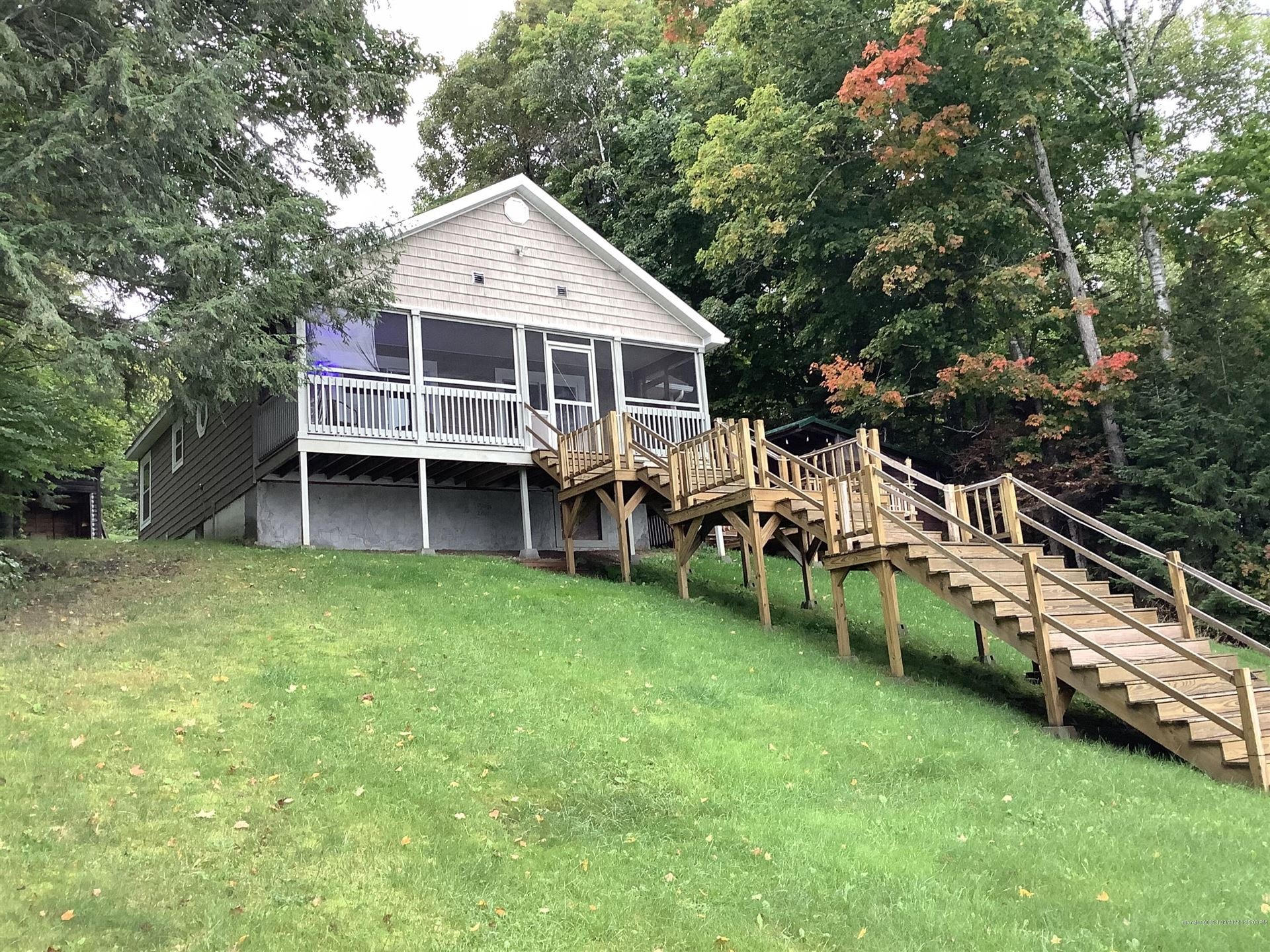 Photo of 668 West Road, Portage Lake, ME 04768 (MLS # 1509756)