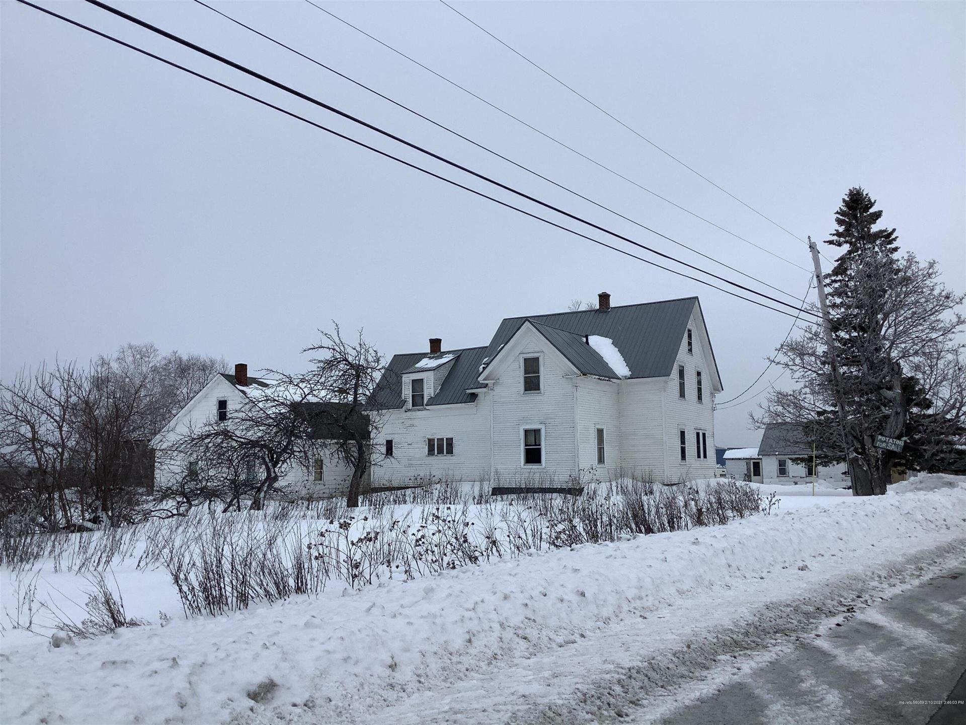 Photo of 507 Houlton Road, Fort Fairfield, ME 04742 (MLS # 1481757)