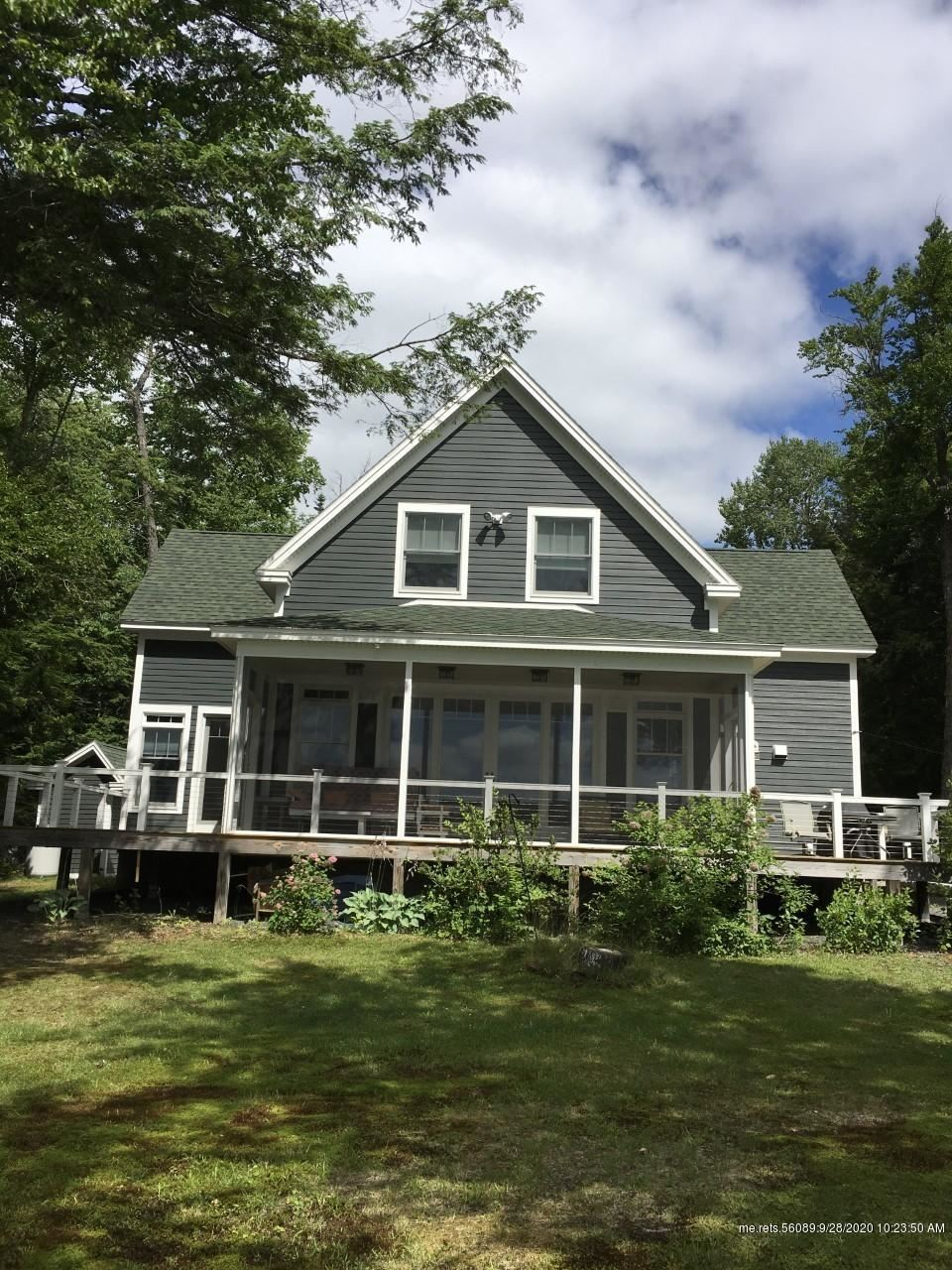 Photo for 8 Loon Cove Lane, Strong, ME 04983 (MLS # 1466759)