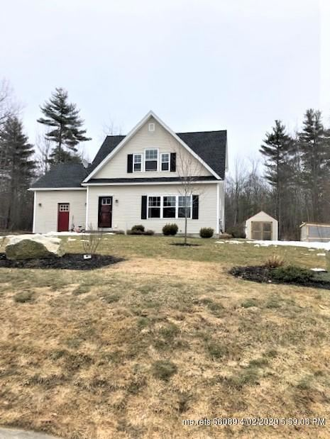 Photo of 112 Harvest Hill Road, Windham, ME 04062 (MLS # 1448765)